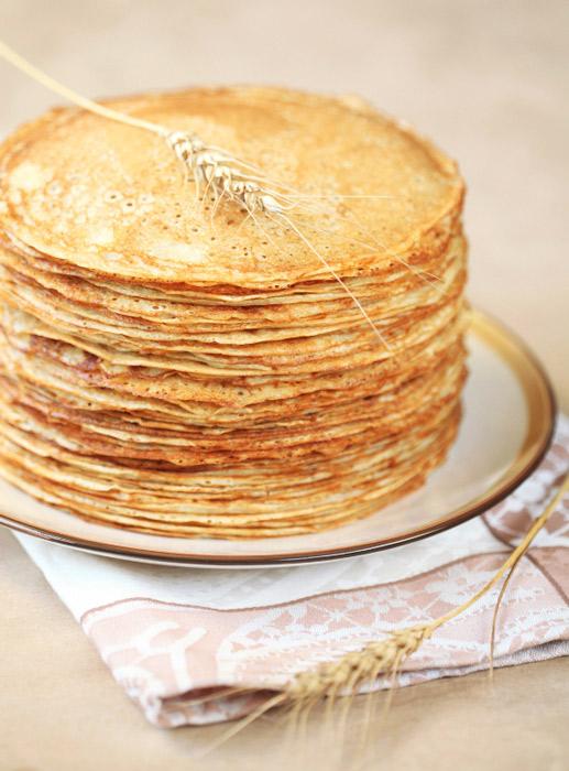 بلینی، آشپزی روسی، غذای روسی