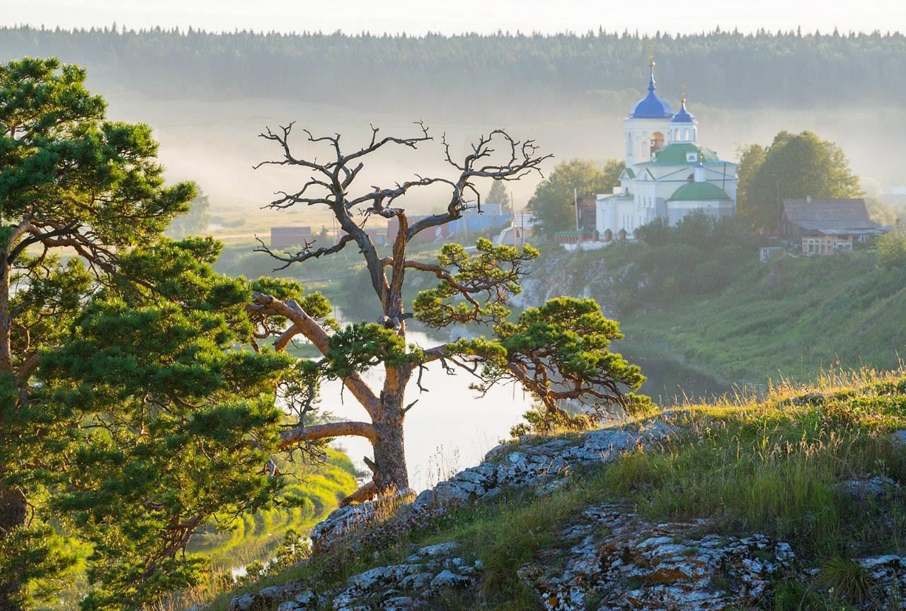 طبیعت روسیه، روس، اورل
