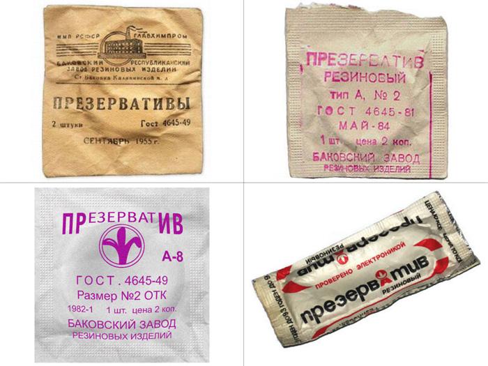 کاندوم، سقط جنین، ختنه، روسیه، شوروی
