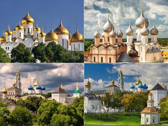 کلیساهای ارتودوکس روسیه