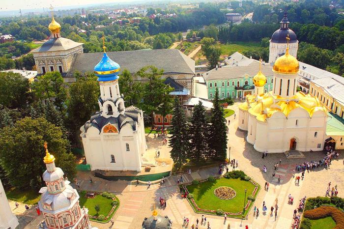 معماری کلیساهای ارتودوکس روسیه