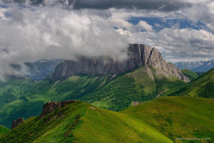 پارک ملی آدیغیه، روسیه، قفقاز