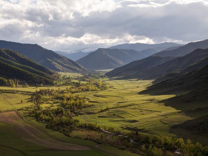 آلتای، روسیه