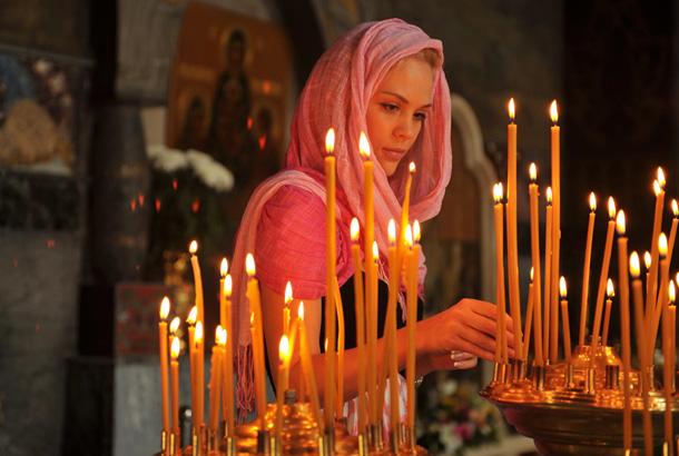 عید پاک در روسیه